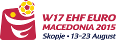 W17 EHF Euro 2015